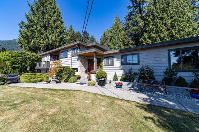 4440 Skyline Drive, North Vancouver, BC V7R 3H1 (#R2623042) :: 604 Home Group