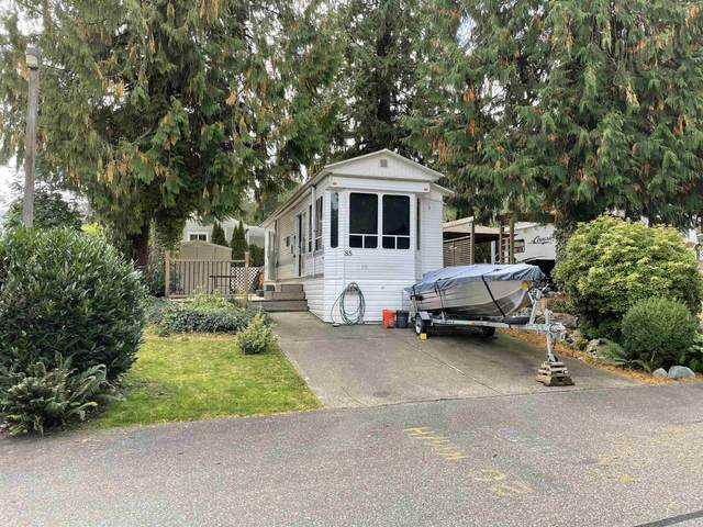 14600 Morris Valley Road #85, Mission, BC V0M 1A1 (#R2623043) :: 604 Home Group