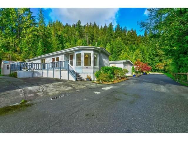 3295 Sunnyside Road #74, Anmore, BC V3H 4Z4 (#R2623107) :: 604 Home Group