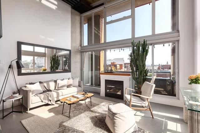 289 Alexander Street #614, Vancouver, BC V6A 4H6 (#R2623264) :: 604 Home Group