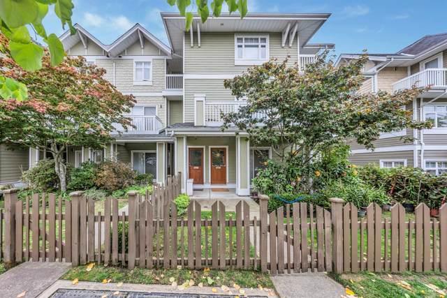 7388 Macpherson Avenue #12, Burnaby, BC V5J 0A1 (#R2623273) :: Ben D'Ovidio Personal Real Estate Corporation | Sutton Centre Realty