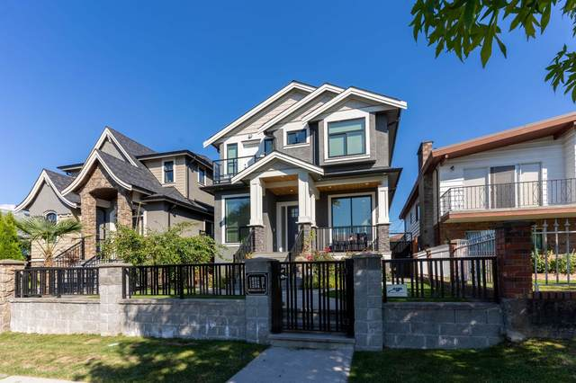 1250 Rossland Street, Vancouver, BC V5K 4A4 (#R2623316) :: 604 Home Group