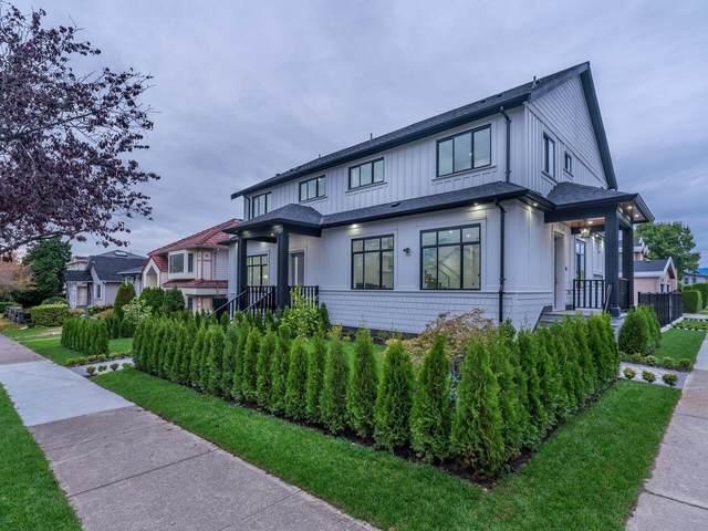 6295 Doman Street, Vancouver, BC V5S 3G8 (#R2623329) :: 604 Home Group
