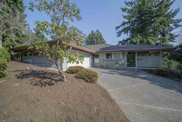 4880 Headland Drive, West Vancouver, BC V7W 2Z3 (#R2623435) :: 604 Home Group