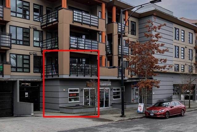 857 W 15TH Street #202, North Vancouver, BC V7P 1M5 (#R2623440) :: 604 Home Group