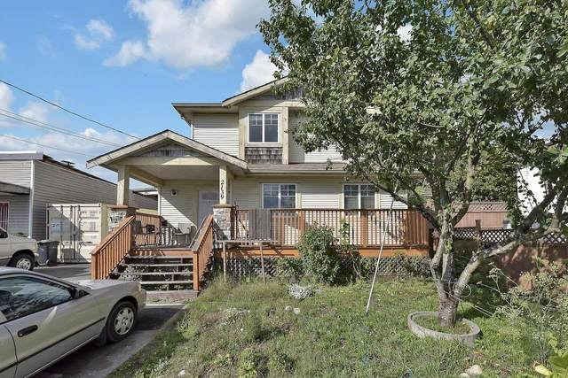 2139 Marine Way, New Westminster, BC V3M 2H2 (#R2623462) :: 604 Home Group