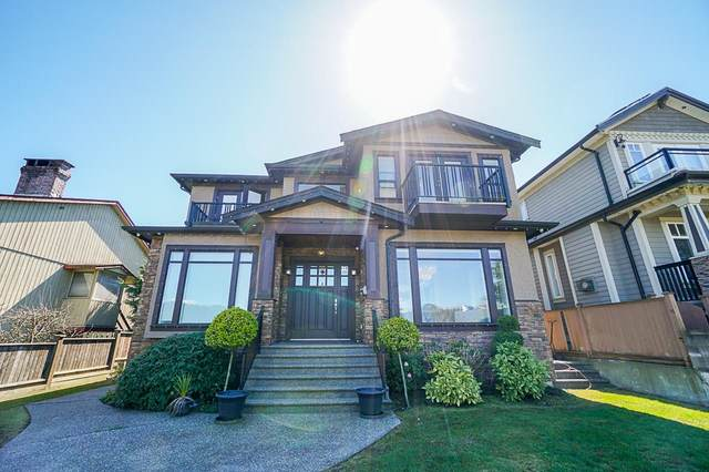 4070 Edinburgh Street, Burnaby, BC V5C 1R8 (#R2623467) :: Ben D'Ovidio Personal Real Estate Corporation | Sutton Centre Realty