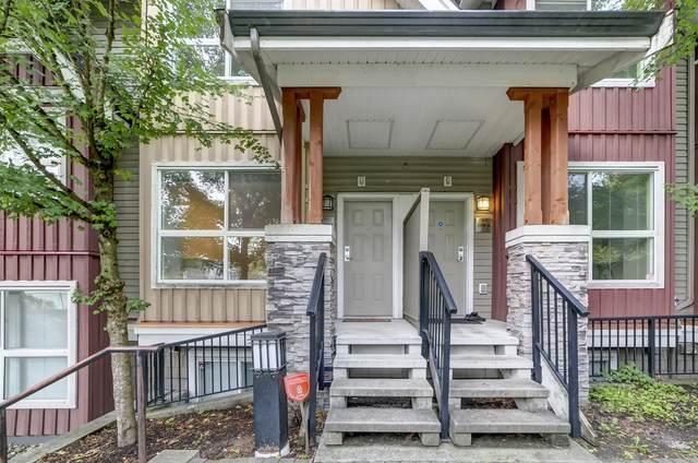 3298 E 54TH Avenue #9, Vancouver, BC V5S 0A1 (#R2623527) :: 604 Home Group