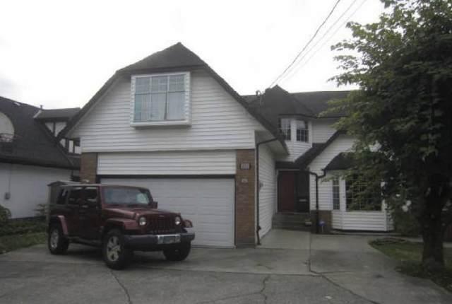 2210 Dawes Hill Road, Coquitlam, BC V3K 1N3 (#R2623594) :: 604 Home Group