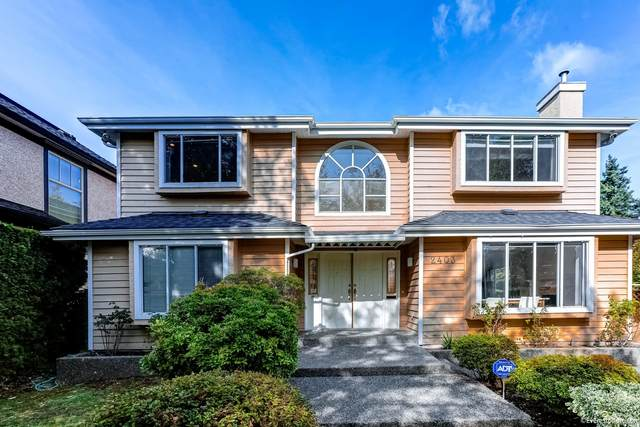 2403 W 20TH Avenue, Vancouver, BC V6L 1G6 (#R2623810) :: 604 Home Group