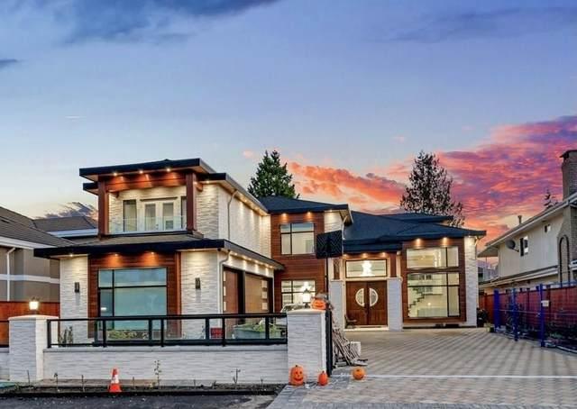 11560 Montego Street, Richmond, BC V6X 1H4 (#R2623834) :: 604 Home Group