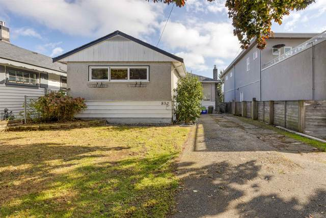 832 Lee Street, White Rock, BC V4B 4N6 (#R2623840) :: Ben D'Ovidio Personal Real Estate Corporation | Sutton Centre Realty