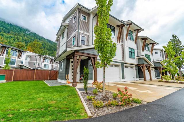 386 Pine Avenue #9, Harrison Hot Springs, BC V0M 1K0 (#R2623843) :: 604 Home Group