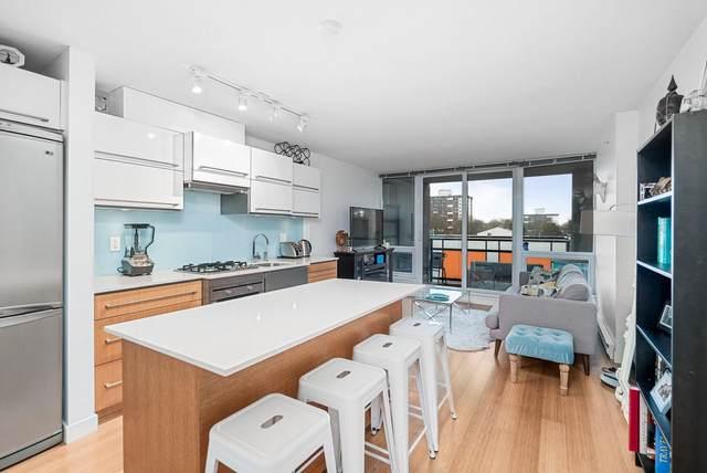 718 Main Street #509, Vancouver, BC V6A 0B1 (#R2623877) :: 604 Home Group