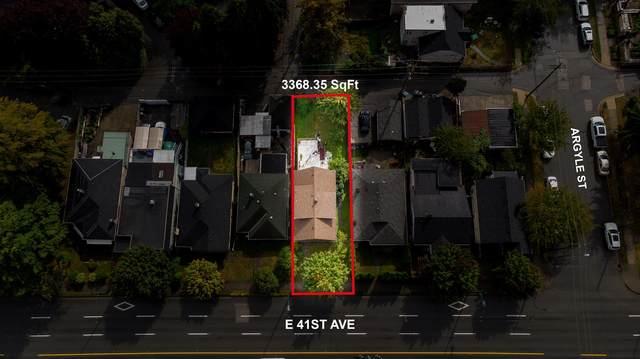 1722 E 41ST Avenue, Vancouver, BC V5P 1K6 (#R2623937) :: Ben D'Ovidio Personal Real Estate Corporation | Sutton Centre Realty