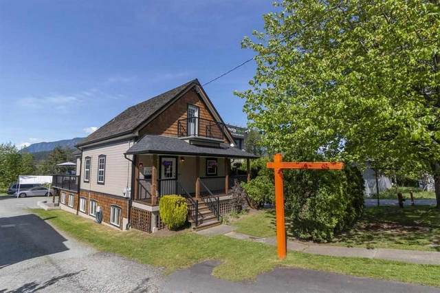 2326 Clarke Street, Port Moody, BC V3H 1Y8 (#R2623946) :: Ben D'Ovidio Personal Real Estate Corporation | Sutton Centre Realty