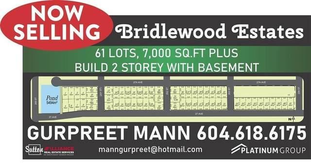 27 Avenue Lt.55, Langley, BC V3W 2V3 (#R2624046) :: Ben D'Ovidio Personal Real Estate Corporation   Sutton Centre Realty