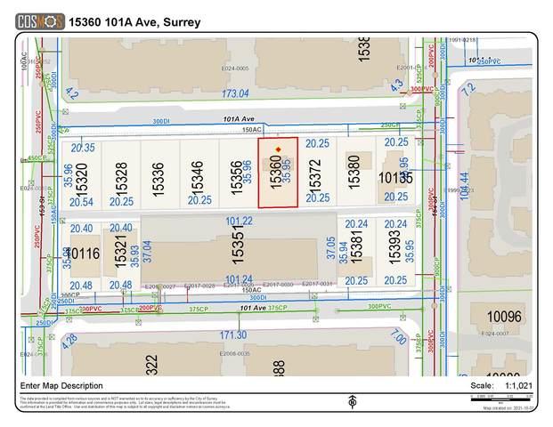 15360 101A Avenue, Surrey, BC V3R 1K1 (#R2624063) :: Macdonald Realty