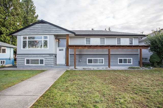 7668 Endersby Street, Burnaby, BC V3N 3Y9 (#R2624356) :: Ben D'Ovidio Personal Real Estate Corporation   Sutton Centre Realty