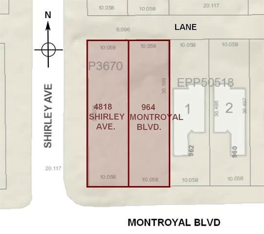 4818 Shirley Avenue, North Vancouver, BC V7R 3W4 (#R2624442) :: Ben D'Ovidio Personal Real Estate Corporation   Sutton Centre Realty