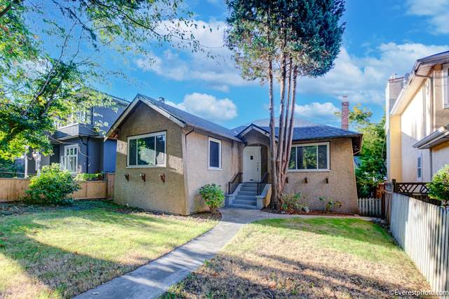 3511 W 21ST Avenue, Vancouver, BC V6S 1H1 (#R2624463) :: Ben D'Ovidio Personal Real Estate Corporation | Sutton Centre Realty