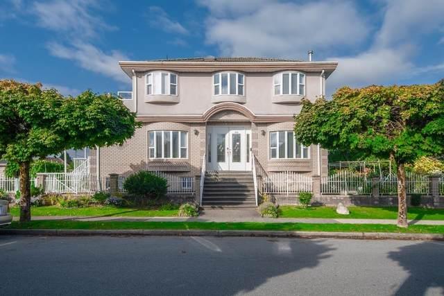 1717 Slocan Street, Vancouver, BC V5M 4V7 (#R2624554) :: 604 Home Group
