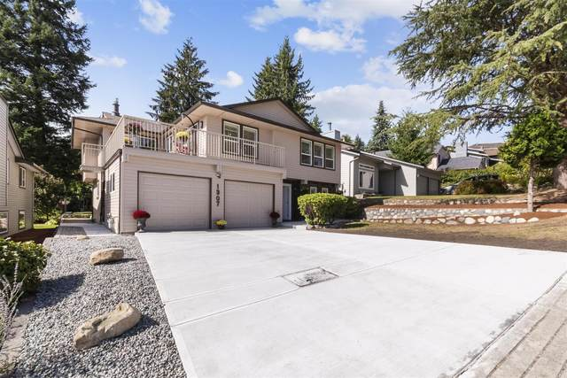 1307 Noons Creek Drive, Port Moody, BC V3H 4C1 (#R2624562) :: Ben D'Ovidio Personal Real Estate Corporation | Sutton Centre Realty