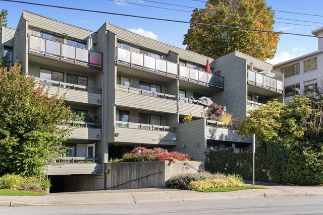 2119 Bellevue Avenue #205, West Vancouver, BC V7V 1C2 (#R2624580) :: Ben D'Ovidio Personal Real Estate Corporation | Sutton Centre Realty