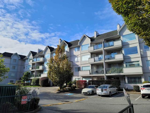 33708 King Road #407, Abbotsford, BC V2S 8C6 (#R2624647) :: 604 Home Group