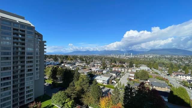 6055 Nelson Avenue #1404, Burnaby, BC V5H 4L4 (#R2624663) :: Ben D'Ovidio Personal Real Estate Corporation | Sutton Centre Realty
