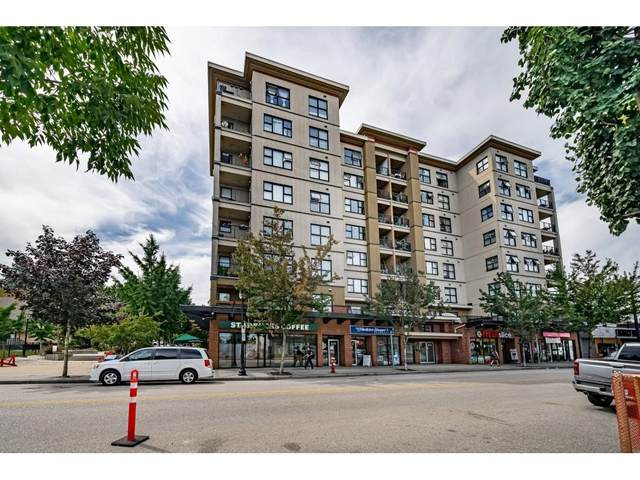 415 E Columbia Street #406, New Westminster, BC V3L 0B4 (#R2624728) :: 604 Home Group