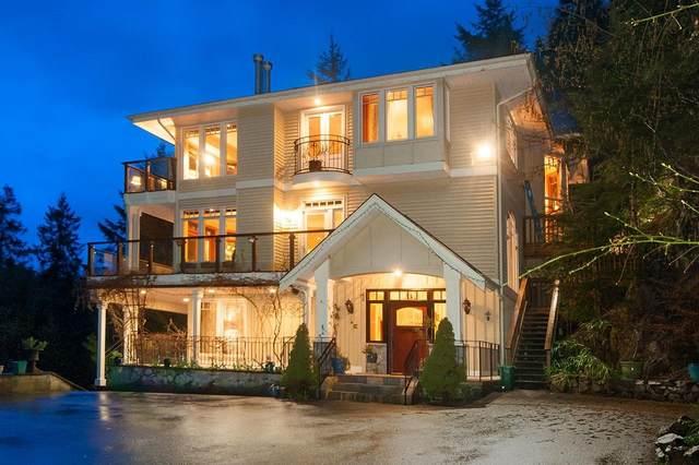 935 Windjammer Road, Bowen Island, BC V0N 1G2 (#R2624775) :: 604 Home Group