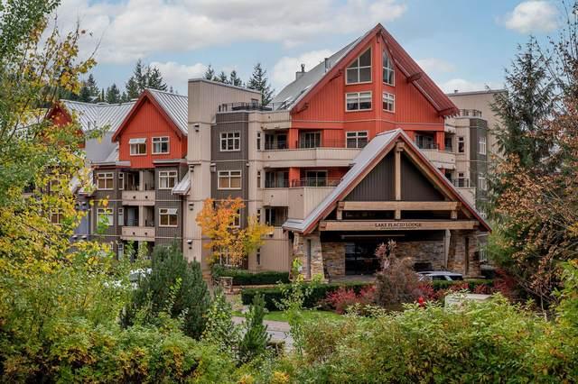 2050 Lake Placid Road #116, Whistler, BC V0N 1B2 (#R2624801) :: 604 Home Group