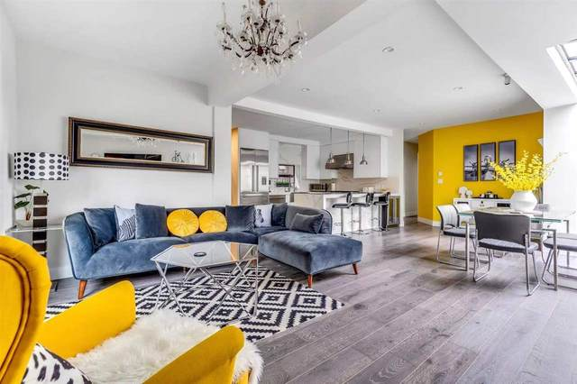 2405 Trafalgar Street, Vancouver, BC V6K 3T2 (#R2624902) :: MC Real Estate Group