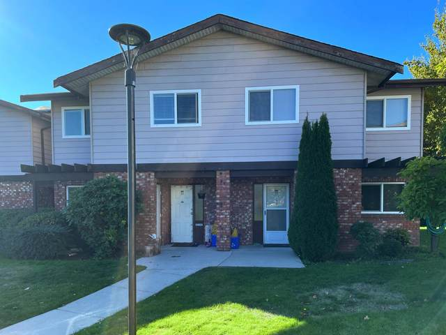6111 Tiffany Boulevard #18, Richmond, BC V7C 4Y7 (#R2624930) :: 604 Home Group