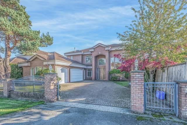 7300 Broadmoor Boulevard, Richmond, BC V7A 1A5 (#R2624951) :: 604 Home Group