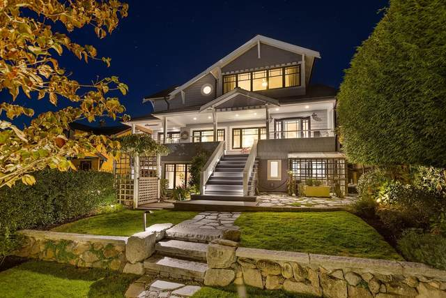 1055 Duchess Avenue, West Vancouver, BC V7T 1G8 (#R2624996) :: 604 Home Group