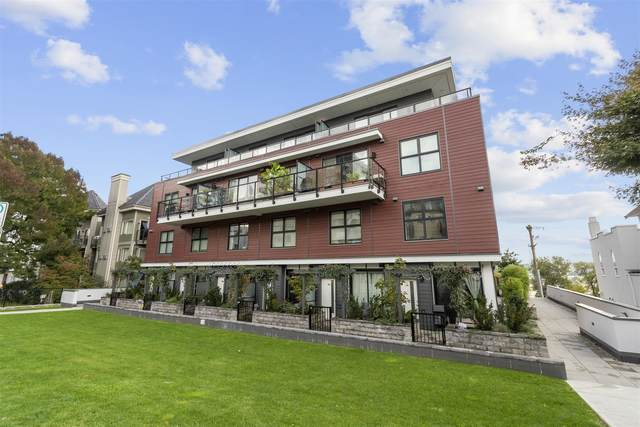 217 Clarkston Street #104, New Westminster, BC V5Z 1G1 (#R2625072) :: 604 Home Group