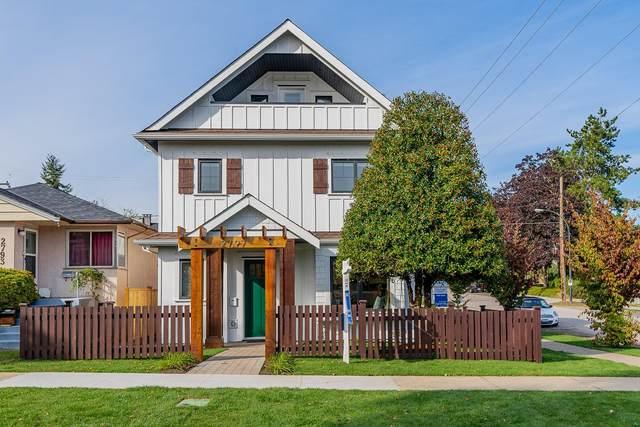 2797 Parker Street, Vancouver, BC V5K 2T6 (#R2625073) :: 604 Home Group