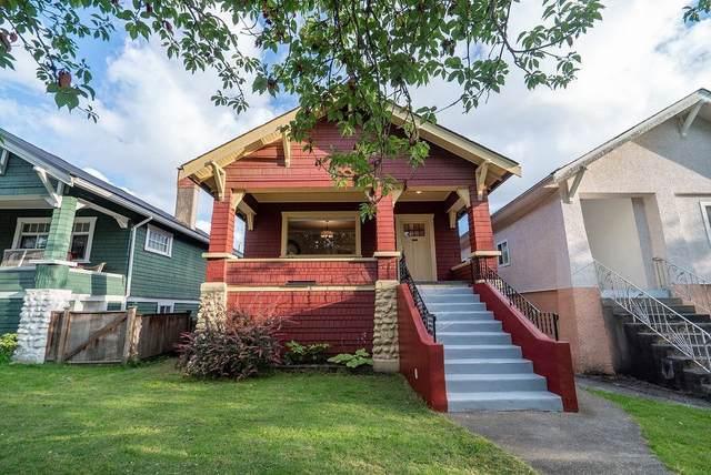 2684 Turner Street, Vancouver, BC V5K 2G2 (#R2625123) :: 604 Home Group