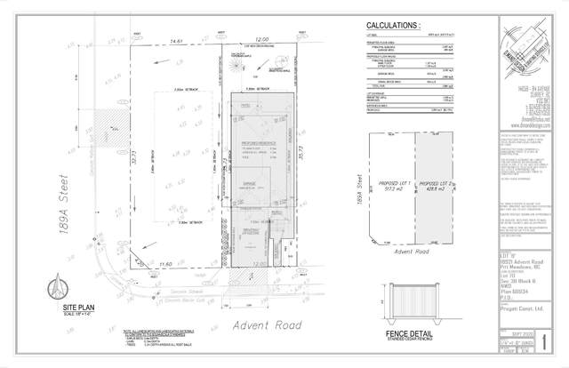18921 Advent Road, Pitt Meadows, BC V3Y 1S1 (#R2625170) :: 604 Home Group