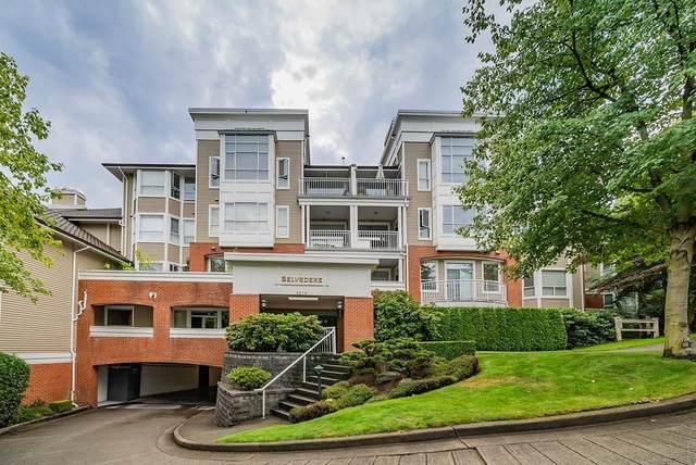 5270 Oakmount Crescent #304, Burnaby, BC V5H 4S1 (#R2625248) :: 604 Home Group