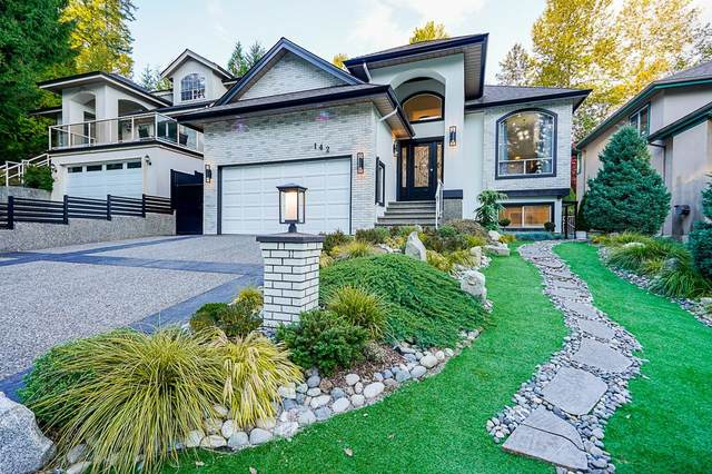 142 Parkside Drive, Port Moody, BC V3H 4X5 (#R2625292) :: 604 Home Group