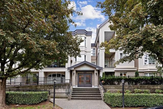 2285 Welcher Avenue #208, Port Coquitlam, BC V3C 1X2 (#R2625392) :: Ben D'Ovidio Personal Real Estate Corporation | Sutton Centre Realty