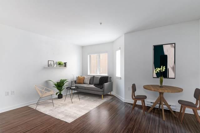370 Carrall Street #207, Vancouver, BC V6B 2J3 (#R2625412) :: 604 Home Group