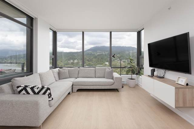 301 Capilano Road #2404, Port Moody, BC V3H 0G6 (#R2625437) :: Ben D'Ovidio Personal Real Estate Corporation | Sutton Centre Realty