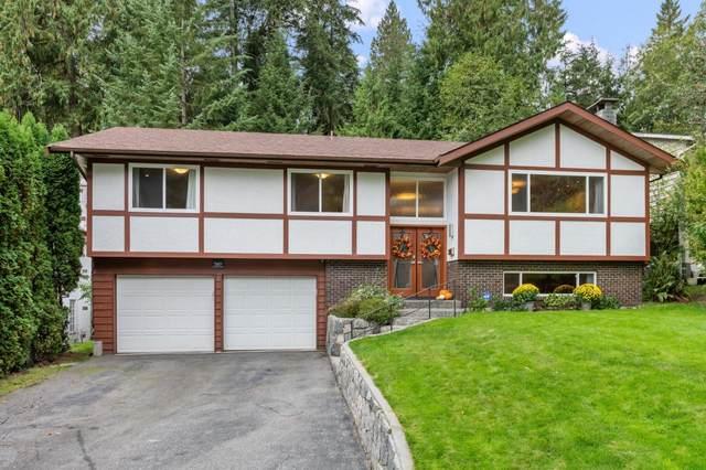 5401 Esperanza Drive, North Vancouver, BC V7R 3W3 (#R2625454) :: Ben D'Ovidio Personal Real Estate Corporation | Sutton Centre Realty