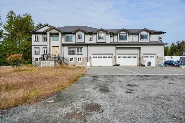 3701 Lincoln Avenue, Coquitlam, BC V3E 3H8 (#R2625466) :: 604 Home Group