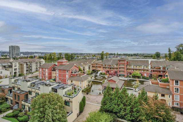 7 Rialto Court #411, New Westminster, BC V3M 7A8 (#R2625495) :: Ben D'Ovidio Personal Real Estate Corporation | Sutton Centre Realty
