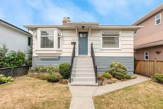 1939 E 39TH Avenue, Vancouver, BC V5P 1H5 (#R2625525) :: 604 Home Group